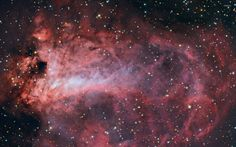 Omega Nebula Wallpaper images free download