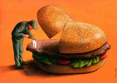 """Fast Food"" by Pawel"