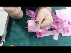 Como fazer toalha de capuz usando uma toalha banho normal - YouTube