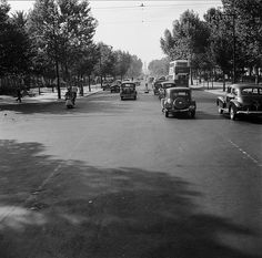 Avenida da Liberdade, Lisboa, Portugal  Fotógrafo: Estúdio Horácio Novais. Fotografia sem data. Produzida durante a actividade do Estúdio Horácio Novais, 1930-1980.