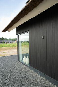 Schuurwoning Ommen | InterFaca Garage Doors, Afrikaans, Plans, Outdoor Decor, Home Decor, Interior Design, Home Interior Design, Home Decoration, Decoration Home