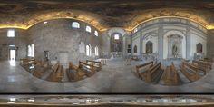 Virtual Tour Complesso di San Pietro a Corte, Salerno, 2015 - Maria Vicidomini