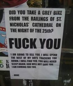 30 hilarious street posters you certainly haven't seen around | Just something (creative)