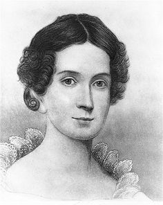 First Lady Letitia Christian Tyler, circa 1815, wife of President John Tyler. Born on a Virginia plantation, she suffered a stroke two years before her husband's inauguration, which left her confined to a wheelchair.