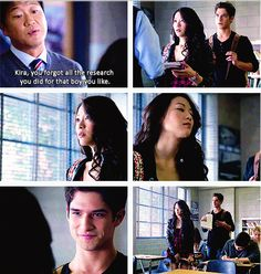 #TeenWolf #3x14 #MoreBadThanGood ... Poor Kira