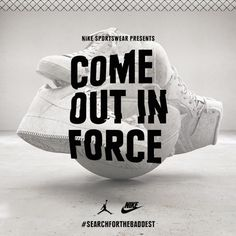 come out in force nike - Google Search