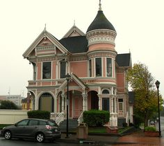 The other Carson Mansion, Eureka, CA