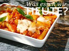 #Tomate #Mozzarella #Nudelauflauf Maggi Fix, Tomate Mozzarella, Thai Red Curry, Mashed Potatoes, Pasta, Ethnic Recipes, Drinks, Gourmet, Chili Con Carne