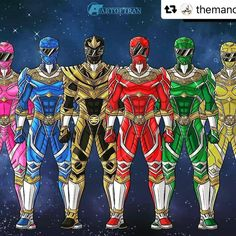 I love this idea! What are you guys think of a Zeo Ranger) movie? Power Rangers Zeo, Power Rangers Tattoo, Power Rangers Fan Art, Power Rangers Cosplay, Power Rangers Series, Mighty Morphin Power Rangers, Powe Rangers, Ranger Armor, Cyrus The Great
