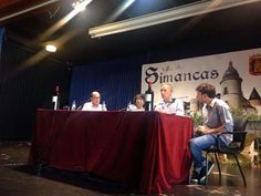 Coloquio sobre Delibes en Simancas http://revcyl.com/www/index.php/component/k2/item/5984-coloquio-sobre-delibes-en-simancas
