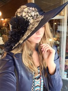 Kentucky Derby Hats 2016 Must Haves! Blushonmain.com Big Derby Hats!