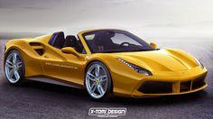 Ferrari 488 Spider...