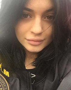 Kylie Jenner Goes Without Makeup, Reveals Bare Plump Lips: Photo - Us Weekly