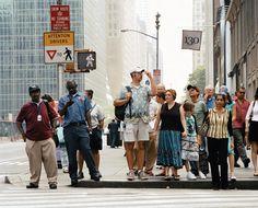 Broadway & 42 Street - ©2005 FLORIAN BÖHM