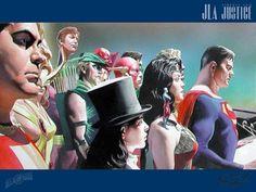JLA: Liberty and Justice - Alex Ross