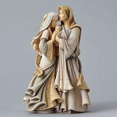 Enesco Foundations Holy Family Masterpiece Figurine, 12.01-Inch Enesco http://smile.amazon.com/dp/B00S9KHN5I/ref=cm_sw_r_pi_dp_JkLuwb003PD03