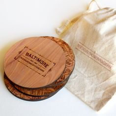 Baltimore coasters