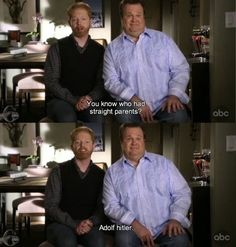 This tidbit from Modern Family's Mitchell. | 19 Of The Most Valid Points Ever Made
