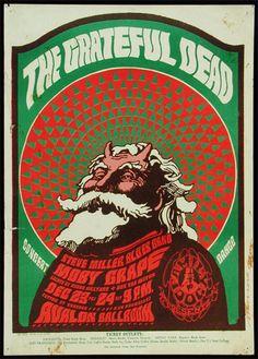 Grateful Dead Family Dog Poster