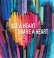 See a Heart, Share a Heart (Hardcover) by Eric Telchin