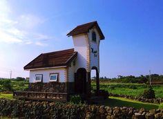 순례자의 교회 제주 올레13-1 코스에 있는 작은 교회.