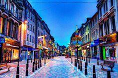 High Street , Inverness - can you spot Skye Candles store? www.skyecandles.co.uk #skyecandles #inverness #highstreet