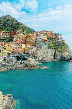 Manarola in Cinque Terre, Italy - The Photo Diary! [2 of 5] - Hand Luggage Only - Travel, Food & Photography Blog