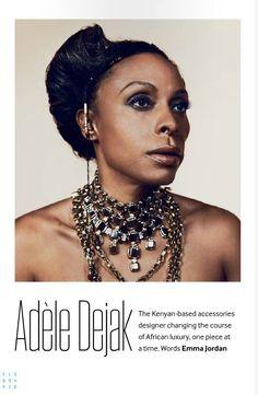 Adele on the Samsung Amaze Africa magazine 2013 front cover