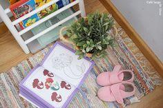 Rincón de lectura handmade | Café largo de ideas - Decoración, reciclaje, DIY, blogging