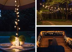 outdoor terrace lighting. A Collection Of Our Favorite Patio Lighting Ideas. Projects Include String Lights For Small Spaces Outdoor Terrace