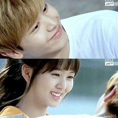 Who Are You: School 2015 Eun-bi & Gong Tae-Kwang