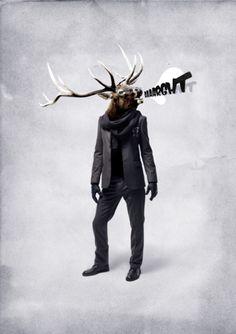 Mister deer #cerf #cerforet