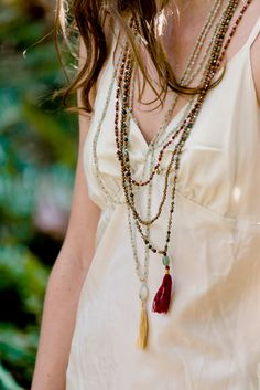 Mala Beads from Bali - Goddess Collection || Mala Collective #malabeads