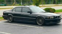 Bmw 740i, Suv Bmw, Bmw E38, Audi Cars, Custom Bmw, Custom Cars, Bmw Vintage, Royce Car, Bmw Wallpapers