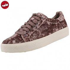 TAMARIS Damen Plateau Sneakers Braun, Schuhgröße:EUR 41 - Tamaris schuhe (*Partner-Link)