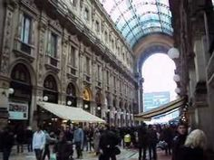 Milan, Italy 2010 - The Shopping Video