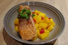 Mango Salat, Baked Potato, Potatoes, Baking, Ethnic Recipes, Food, Potato, Bakken, Essen