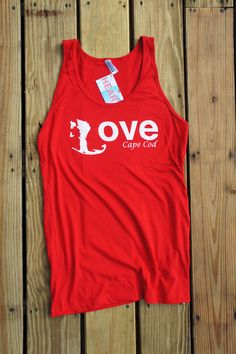 I Heart It Apparel's designs are inspired by the shored of #CapeCod. #ShopLocal