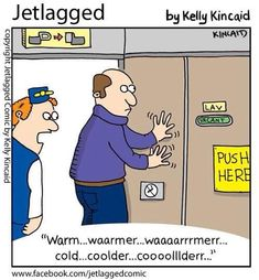 We see this on every single flight. How passenger try to open the lavatories. #funny #crewlife #flightattendant