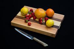 """New product! 4 seasons cutting board with oak, ash and walnut wood.#wood #home #kitchen  Nuovo prodotto: il tagliere """"4 stagioni"""" realizzato a mano con legni di frassino, noce e rovere! :) #legno #casa #cucina   More info here: http://woodulike.it/product/house/four-seasons-chopping-board-ash-oak-walnut-wood/"""