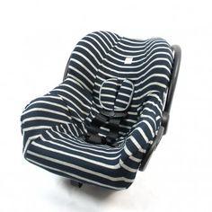 Funda para Maxi-Cosi Mico ® Blue Stripes - Fun*das bcn