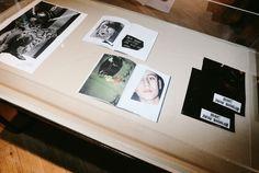 "Paul Hameline ""Rave New World"" fanzine launch at the Broken Arm, Paris - purple NIGHT"