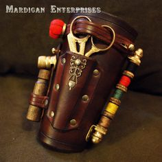 This bracer is bad@ss. And it actually doesn't appear overly complicated meaning i can probably recreate it :)