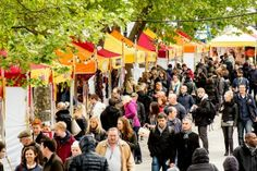Streets of Spain Festival - held at the Southbank centre in central London 3-5 May 2014