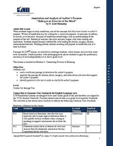 Reading Units and Lesson Plans Aligned with Common Core