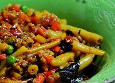 Kung Pao Chicken, Pasta Salad, Chinese, Ethnic Recipes, Food, Crab Pasta Salad, Essen, Meals, Yemek
