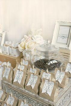 Wedding favor bags for coffee lovers! #coffeebags http://www.nashvillewraps.com/coffee-bags/mc-029.html