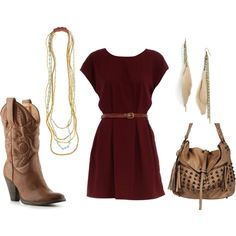 Perfect FSU gameday outfit.