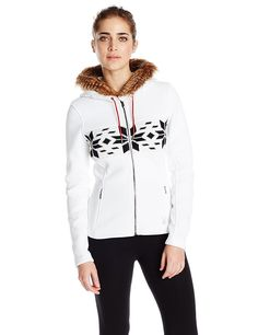Spyder Women's Soiree Hoody with Faux Fur *** This is an Amazon Affiliate link. Want additional info? Click on the image.