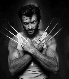 ♥ Wolverine! ♥ Hugh Jackman!